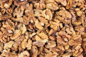 Walnut kernels. — Stock Photo