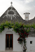 Puglia, Murge, Trulli — Stock Photo