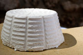 Ricotta cheese from Sicily — Stock Photo