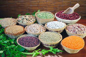 Pulses — Stock Photo