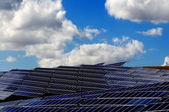Photovoltaic panels — Photo