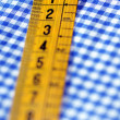 Closeup of tailor's measuring tape — Stock Photo #33056691