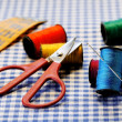 Tools for tailoring — Stock Photo #33058101