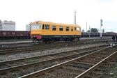 Industrail train — Stock Photo