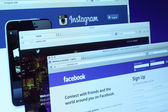 Social networking sites — Stock Photo