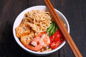 Instant Noodle — Stock Photo