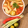 Tom Yam Soup — Stock Photo #41740295