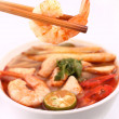 Tom Yam Soup — Stock Photo #41777955