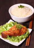Drumstick Rice — Stockfoto