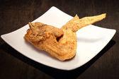 Chicken wing — Stock Photo