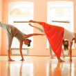 Yoga class — Stock Photo #14176102