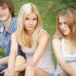 Teens — Stock Photo #14176184