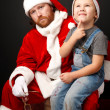 Dear Santa.....i want.. — Stock Photo