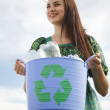 Keep our planet clean — Stock Photo