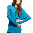 Blue pullover — Stock Photo #14176653