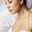 Sensual bride — Stock Photo #14176765