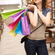 Foto Stock: Shopping