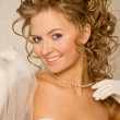 Stock Photo: Classical bride