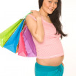 Royalty-Free Stock Photo: Pregnant asian woman