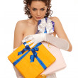 My presents! — Stockfoto