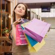 Great shopping — Stock Photo