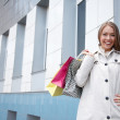 Shopping — Stock Photo #14177317