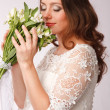 Scent of flowers — Stockfoto