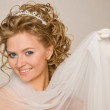 Stock Photo: Lovely bride