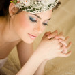 Fantasy bride - Stock Photo