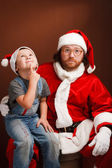 Dear Santa.....i want.. — Foto Stock