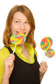 My lollipops! — Stock Photo