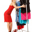 My favorite wardrobe! — Stock Photo