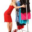 My favorite wardrobe! — Stock Photo
