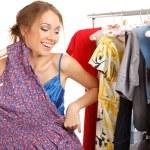 買い物中毒 — ストック写真