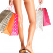 Shopping bags — Foto de Stock