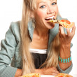 Foto Stock: Pizza