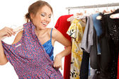 Shopaholic — Foto de Stock