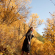 Autumn walk — Stock Photo #29638933