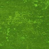 Dekorativní stěna v zelené — Stock fotografie