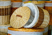 Basketry — Foto Stock