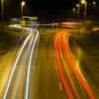 Traffic at night — Stock Photo #14129878