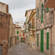 Alley in southern Europe — Stock Photo #14131812