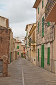 Alley in southern Europe — Stock Photo