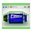 siti Web e windows — Foto Stock #14120099