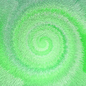 Green pixel tornado 09.11.12 — Stock Photo