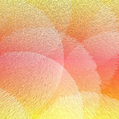 Pixels yellow-red-yellow background 09.11.12 — Stock Photo