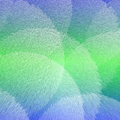 Pixels blue-green-blue background 09.11.12 — Foto Stock