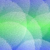 Pixels blue-green-blue background 09.11.12 — Stock Photo
