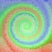 Sfondo di tornado pixel blu-verde-rosso 09.11.12 — Foto Stock
