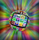 Sphere — Foto Stock
